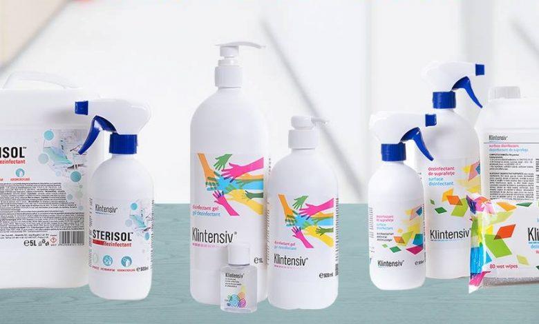 marca produse KLINTENSIV