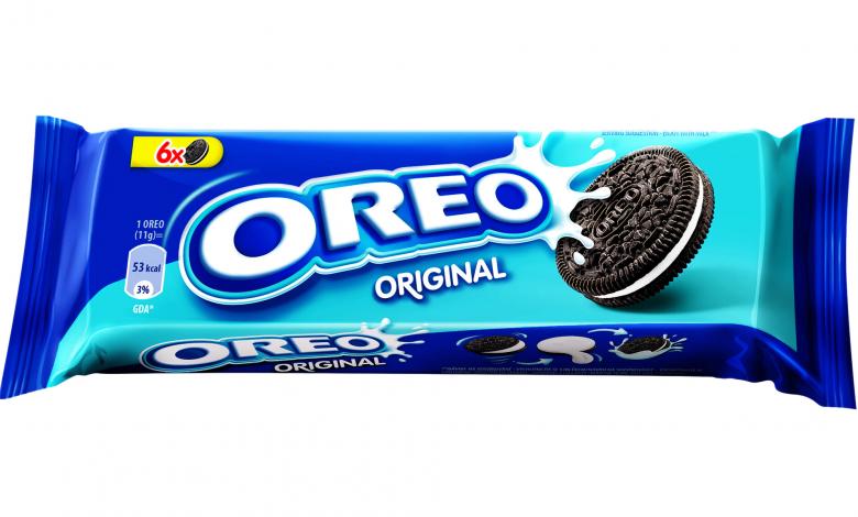 Ambalaj biscuiti Oreo