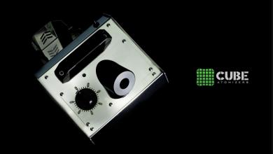Nebulizator Cube S