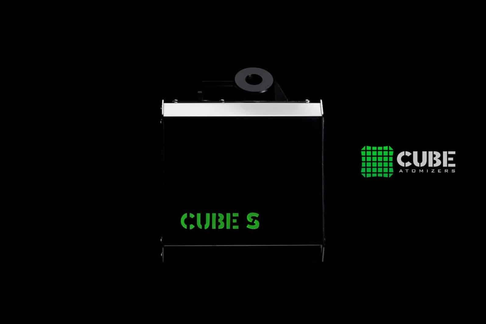 Nebulizatorul Cube S